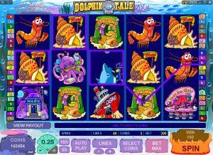 Dolphin Tale casino