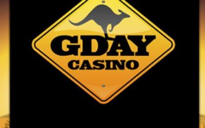 Win Welcome Bonus and Jackpots with Gday Casino